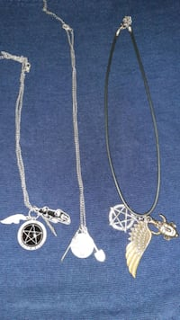 supernatural necklaces Calgary, T2A