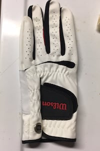 Left hand golf glove size medium Alexandria, 22303