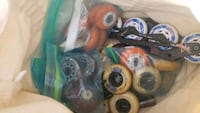 Whole lot of rollerblade wheels and parts  Lincoln, 68503