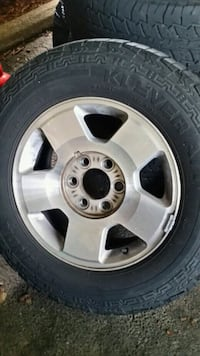 Ford f150 2004 and up six lug pattern Commerce, 30529