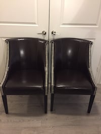 Faux Leather Chairs Vaughan, L4J 1V9