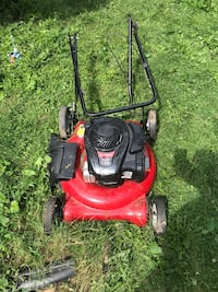 4 Lawn Mowers - ALL NEEDS FIXING BUT WORKED Toronto, M9R 2P5