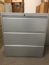 Office Cabinets (3 Level)