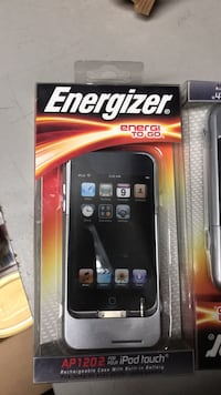 Energizer Togo rechargeable casefotmr I pod touch  New York, 11237