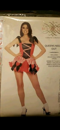 Queens Night Out Costume