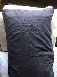 Body pillow - used only for-decor - comes with pillowcase
