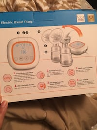 Brand in box breast pump Edmonton, T6L
