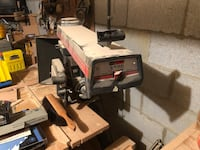 Craftsman 2.5 HP radial saw California, 20619