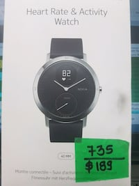 Nokia Smart Watch Toronto, M9V 2X6