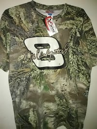 New Dale Jr authentic Nascar tee Pearl, 39208