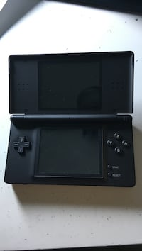 Nintendo ds lite (blue)
