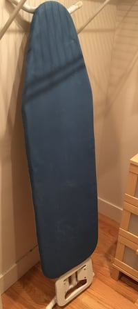 blue and black ironing board Toronto, M5A 1M9