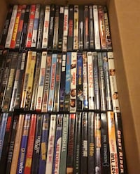DVDs 65 or 2$ each Joppa, 21085