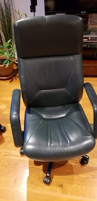 leather office chair Richmond Hill, L4B