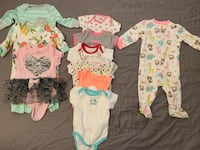 3-6 month old girl baby clothes Newton, 50208