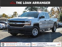 2016 chevrolet silverado with 26,818km and 100% approved financing Ajax