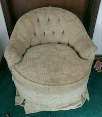 Child size chair. Norman