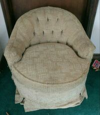 Child size chair.