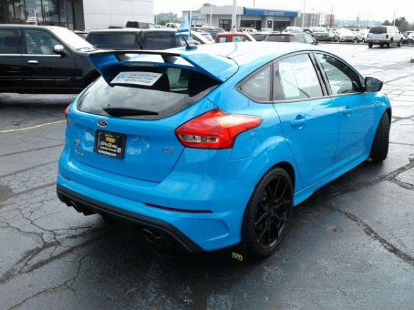 Used 2016 Ford Focus Rs For In Newyork