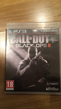 Ps3 call of duty black ops 2 spill