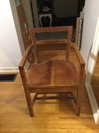 Set of two Antique Solid wood armchairs Toronto, M3A