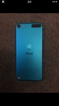 Used iPod touch 5th gen 32 GB Blue Washington, 20010