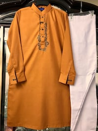 Brand new men's kurta shalwar  Jersey City, 07305