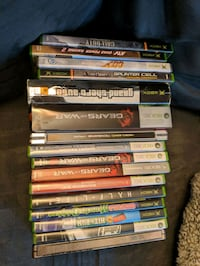 XBOX and XBOX 360 Games Baltimore, 21230