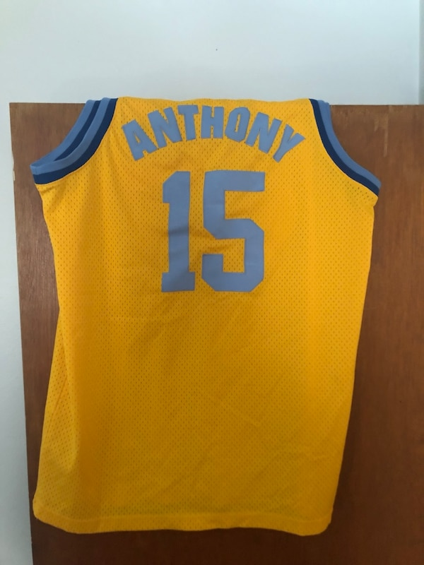 huge discount 23d8e 5c85f Carmelo Anthony Denver Nuggets Jersey