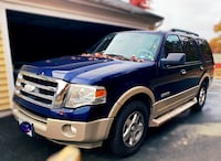 2007 Ford Expedition Quantico