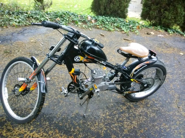 bf800ca9eee Used Schwinn Stingray motorized bicycle for sale in Glenshaw - letgo