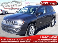 2016 Jeep Compass for sale Las Vegas