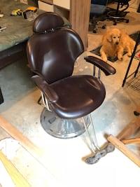 Salon Chair / Styling Chair Frederick, 21703