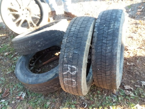 225 70r 19 5 used Tires