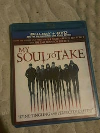 My soul to take bluray and dvd Clarksburg, 26301