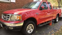1999 Ford F-150 Needs Engine or for parts only Springfield