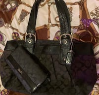 Coach handbag and wallet  Laredo, 78046