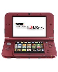 New Nintendo 3DS XL (Red) London, N5Y 3A5