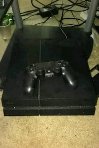 black Sony PS4 console with controller Hillcrest Heights, 20748