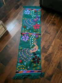 Mexican hand made table runner  Toronto, M5R 2Z2