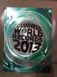 Guinness record book Ames, 50014