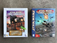 Star Wars Force Commander and Rogue Squadron Bolingbrook, 60490