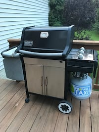 Weber Genesis Silver Gas grill Silver Spring, 20906