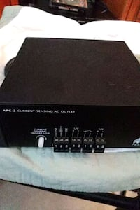 apc-2 current sensing ac outlet Des Moines