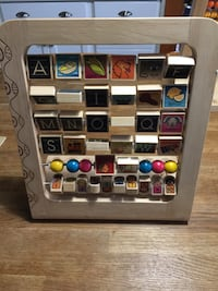 B Toys Wooden Abacus  North Dumfries, N0B