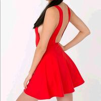 American Apparel Backless dress size 4-6 Burnaby