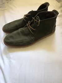 Men's TOMS Suede Chukka Boot Washington, 20001