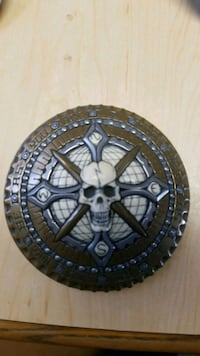 Custom Harley  Shield  5  inches  across hand made Grand Junction, 81507