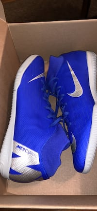 Nike Mercurial Superfly Indoor Soccer Cleat 10.5