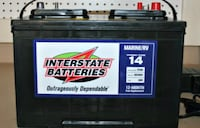 MARINE/RV 12v battery